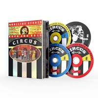 The Rolling Stones - Rock And Roll Circus (NEW DVD, BLURAY 2CD SET) PREORDER