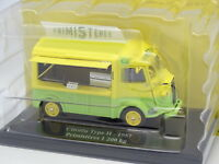 "CITROEN TYPE H 1:43 /""P.T.T/"" FRANCE FRENCH POST MINT!!!"