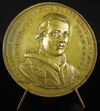 Médaille Denys Affre archevêque Paris Barricade insurrections de juin 1848 medal