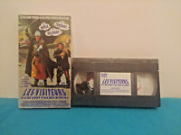 Les visiteurs VHS tape & sleeve FRENCH NTSC