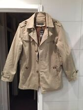 Unbranded Men's Cotton Blend Trench Coats, Macs Coats & Jackets