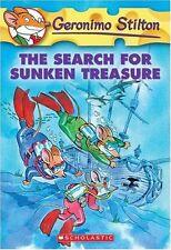 The Search for Sunken Treasure (Geronimo Stilton, No. 25) by Geronimo Stilton