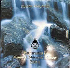 coffret euros Finlande 2004