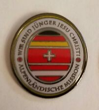 GERMANY ALPINE MISSION Lapel Pin mormon lds