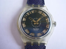 SWATCH AUTOMATIC MONTENAPOLEONE- SAK103 - 1992 - NEW - LEATHER strap