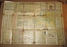 Heritage of the Anglo-Saxon Race by M. H. Gayer  1st 1929 LINEAGE CHART Ephemera