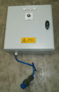 Schneider Electric NSYS3D4420P Metal Enclosure, Lighting Overide Panel (24)