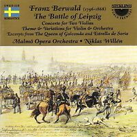 Malmo Opera Orchestra - The Battle of Leipzig [CD]