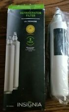 """1"" Brand New Insignia (Ns-Lt600B-2) Refrigerator Water Filter-White Lg/Kenmore"