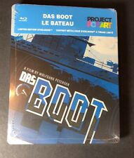 Das Boot [ Limited Steelbook Edition ] (Blu-ray Disc) New