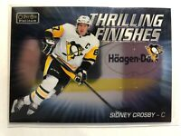2019-20 Sidney Crosby Thrilling Finishes OPC O-PEE-CHEE Platinum