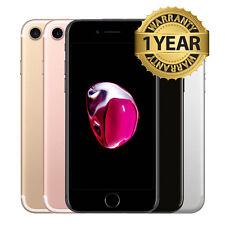 Apple iPhone 7 32GB / 128GB / 256GB Jet Black / Black / Silver / Gold /Rose Gold
