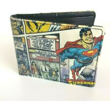 DC Comics Superman / Clark Kent  Comic Strip/Panel Wallet