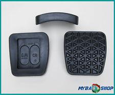 2x pédales pédale de frein caoutchouc ou embrayage pédale en caoutchouc pédale en Caoutchouc OPEL astra zafira