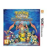 Pokemon mundo Megamisterioso Nintendo 3DS