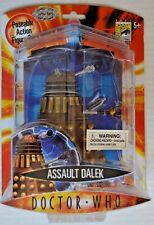 RARE Doctor Who Chocolate Assault Dalek 2007 Comic Con Exclusive: 205/3000 MINT