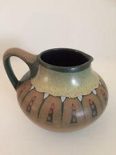 KMK Kupfermühle Vase Krug Dekor LIMA Keramik 70er Jahre
