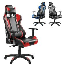 Silla oficina gaming sillon despacho escritorio reclinable giratoria -McHaus