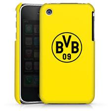 Apple iPhone 3Gs premium funda - Borussia Dortmund amarillo