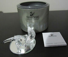 Swarovski Silver Crystal Anteater Retired 7680Nr000001 271460