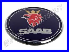 Genuine SAAB 9-5 1999-2000 Front Hood Badge Emblem NEW