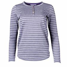Rupert & Buckley L/S Yenston Henley T Shirt Top 6-14 BNWT RRP £33.94 Grey Stripe