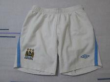 Boys Manchester City football shorts size 158 Umbro