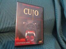 """DVD """"CUJO d'après Stephen King"""" film d'horreur de Lewis TEAGUE"""