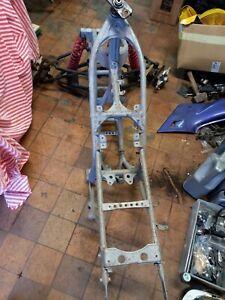 Yamaha Tri Z 250 frame Quad Conversion Suspension
