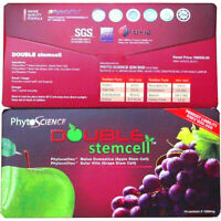 (42 Sachets) 3X PHYTOSCIENCE DOUBLE STEMCELL PHYTOCELLTEC ANTI AGING EXP 07/2022