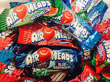 Air Heads Chewy Candy Assorted 3 Flavors 1/2 LB Fun Size Bars Party Favors