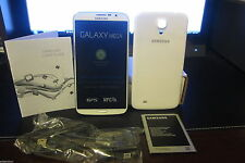 Samsung Galaxy Mega SGH - i527 White 6.3 Unlock at&t,T-mobile GSM NEW