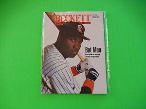 TONY GYWNN BECKETT BASEBALL MONTHLY ISSUE #122 MAY 1995