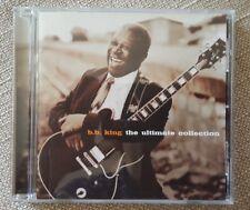 B. B. King - Autografo su CD con COA