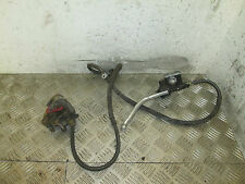 PIAGGIO NRG 50CC WATER COOLED POWERLINE 2009 FRONT BRAKE SET UP