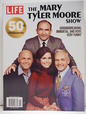 MARY TYLER MOORE Show 50th Anniversary Life Magazine Brand New! Cheap Price!