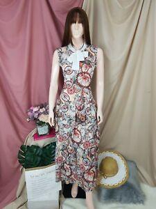 cherrie424: D&G Ins. Printed Layered Maxi Dress