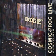 DICE (9. CD) Cosmic-Prog LIVE 2003(~Camel, Earthband/Eloy/IQ/Pink Floyd)ProgBand