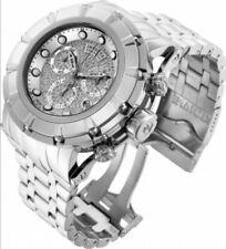 "Invicta Reserve Grand Rally Limited Ed Swiss Mvmt Diamond ""Chrome"" Polish Watch"