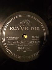 Elvis Presley Jordanaires RCA Victor 20-7000  78 rpm record