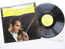"Brahms Violin Concerto in D major 12"" Lp  Ferras / BP Karajan DG 138 930 UK"