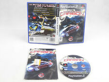 Need For Speed Carbon PS2 PlayStation 2 Complete PAL