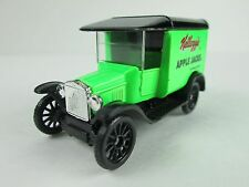 Matchbox 1989 Kellogg's Apple Jacks 1921 Model T Ford Made in China (Loose Item)