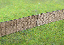 Kestrel GMKD51 - 4 x 51mm Long Laser Cut Wood Fencing N Gauge - 1st Class Post