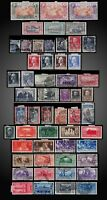 1923 - 1932 ITALY SMALL LOT USED AND MINT