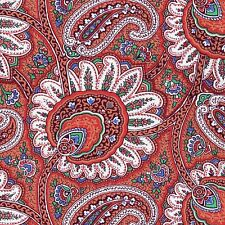 RETRO Liberty Art Fabric for Westminster Fibers PLUME Paisley FABRIC FQ Mayfair