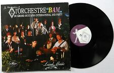 "3 MUSTAPHAS 3 L'Orchestre ""Bam"" De Grand Mustapha International & Party LP"