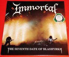 Immortal: The Seventh Date Of Blashyrkh - Limited Edition Black Vinyl 2 LP NEW