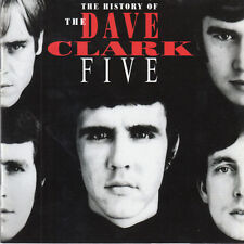 DAVE CLARK FIVE The HISTORY OF The DAVE CLARK FIVE 2CD+32 PG.BOOKLET