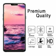 EXPLOSION PROOF REAL TEMPERED GLASS FILM SCREEN PROTECTOR FOR LG PHONE MODELS
